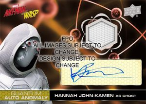 Quantum Anomaly Auto Relic Hannah John-Kamen as Ghost