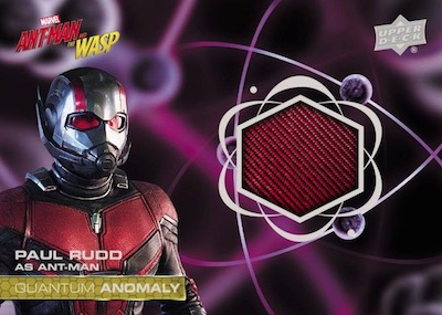 Quantum Anomaly Relic Paul Rudd as Ant-Man