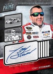 Shadowbox Signatures Tony Stewart