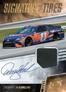 Signature Tires Denny Hamlin