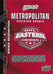Metropolitan Division Redemption