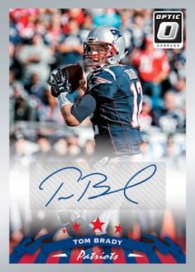 1998 Tribute Auto Tom Brady