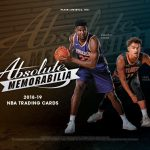 2018-19 Panini Absolute Memorabilia NBA