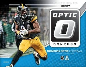 2018 Donruss Optic Football