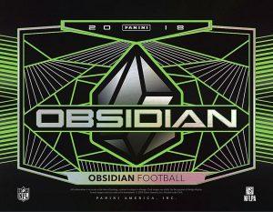 2018 Panini Obsidian Football