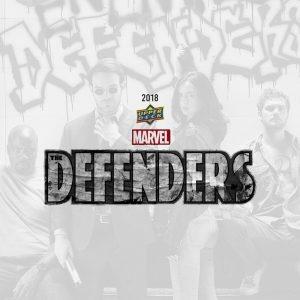 2018 UD The Defenders