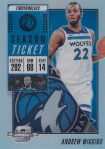 Contenders Optic Preview Andrew Wiggins