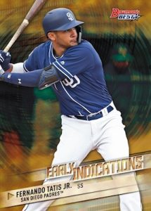 Early Indications Fernando Tatis Jr