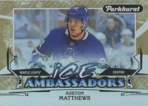 Ice Ambassadors Auston Matthews