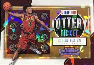 Lottery Tickets Collin Sexton