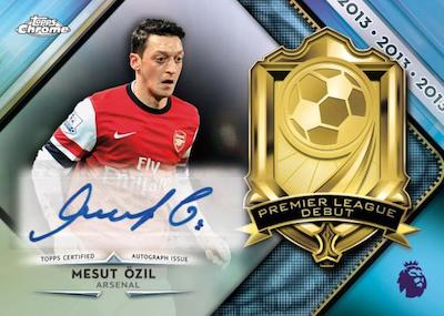 Premier League Debut Auto Mesut Ozil