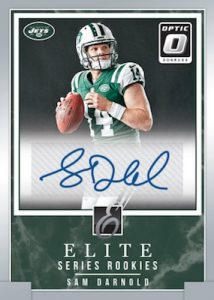 Rookie Elite Series Auto Sam Darnold