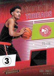 Rookie Threads Level 3 Trae Young