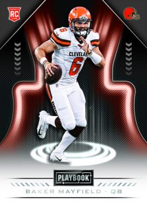Rookies Baker Mayfield