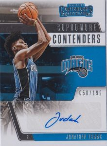 Sophomore Contenders Auto Jonathan Isaac