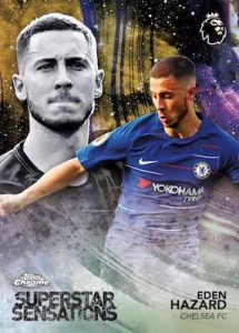 Superstar Sensations Eden Hazard