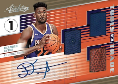 Tools of the Trade - Three Swatch Signatures Deandre Ayton