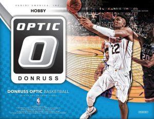 2018-19 Donruss Optic Basketball
