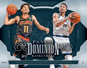 2018-19 Panini Dominion Basketball