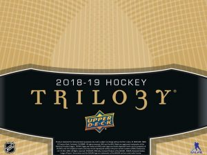 2018-19 Upper Deck Trilogy