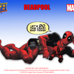 2019 Upper Deck Deadpool