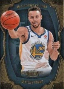 Base Gold Stephen Curry