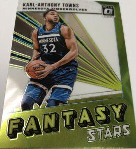 Fantasy Stars Karl-Anthony Towns