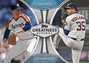 Greatness Returns Nolan Ryan, Justin Verlander