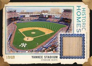 Historic Homes Yankee Stadium