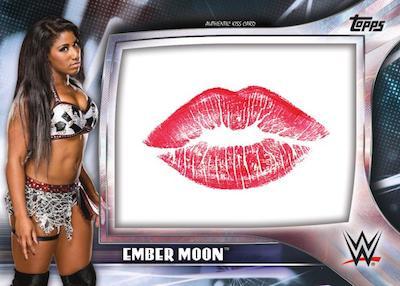 Kiss Card Ember Moon