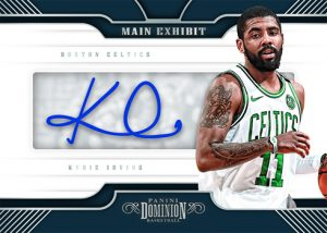 Main Exhibit Autos Kyrie Irving
