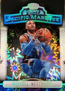 Pacific Marquee Russell Westbrook