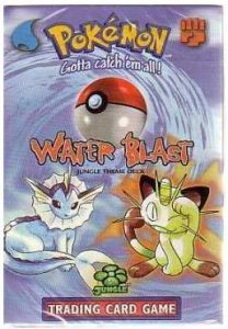Water Blast Deck