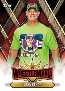 Wrestlemania 35 Roster John Cena