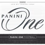 2018 Panini One Football