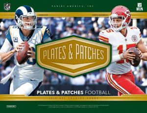 2018 Panini Plates & Patches