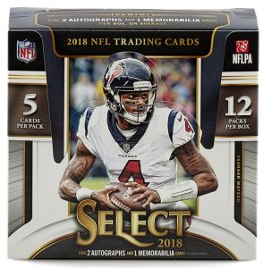 5448aeea07d 2018 Panini Select - Football Card Checklist - Checklistcenter.com