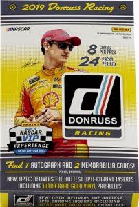 2019 Donruss Racing NASCAR