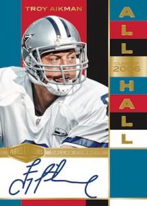 All Hall Gold Troy Aikman