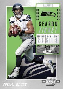 Base Season Tickets Russell Wilson