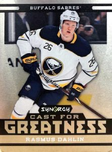 Cast For Greatness Rasmus Dahlin