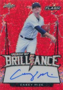 Flash of Brilliance Auto Casey Mize