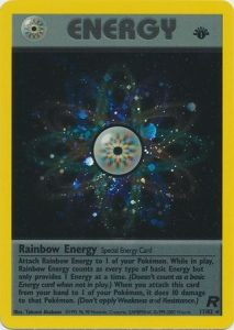 Holo Rainbow Energy