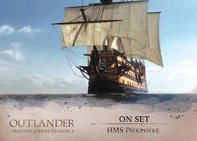 On Set HMS Porpoise