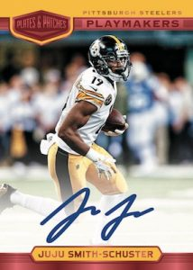 Playmakers Red Juju Smith-Schuster
