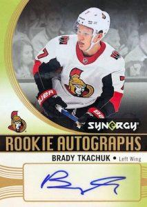 Rookie Autographs Brady Tkachuk