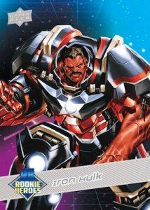 Rookie Heroes Iron Hulk