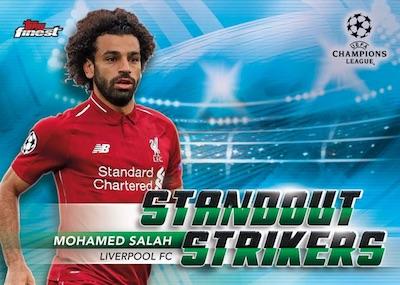 Standout Strikers Mohamed Salah