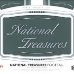 2018 Panini National Treasures Football
