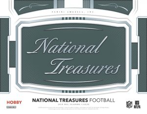 2018 Panini National Treasures Football